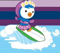 Petty Penguin | Pororo AquaPark Bangkok