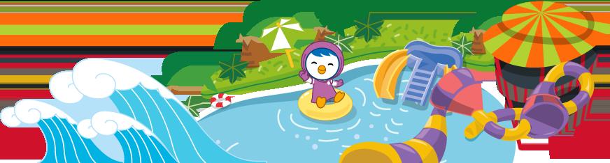 Pool | Pororo AquaPark Bangkok