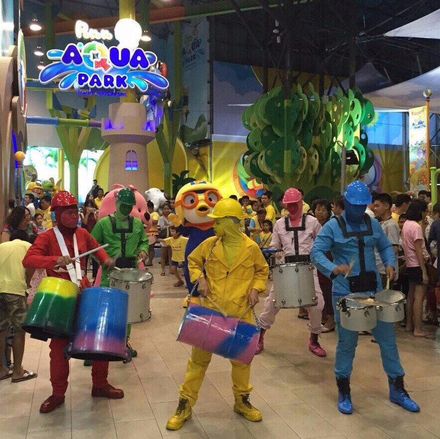 สวนน้ำโพโรโระและผองเพื่อน ส่งมอบกิจกรรมสุดฟิน เต็มอิ่มความสนุก ต้อนรับวันพ่อ | Pororo AquaPark Bangkok