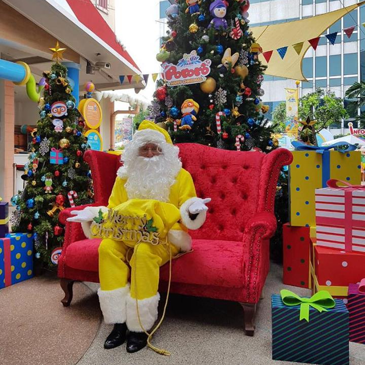 Merry Christmas at Pororo Aquapark! | Pororo AquaPark Bangkok