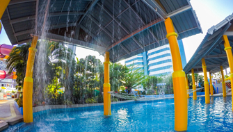 Eddy's Invention Pool | Pororo AquaPark Bangkok