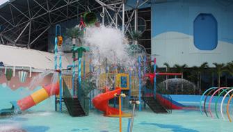 Pororo's Playground pool | Pororo AquaPark Bangkok
