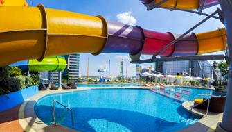 Popo's Pool | Pororo AquaPark Bangkok