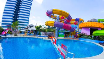 Pipi's Pool | Pororo AquaPark Bangkok