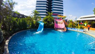 Poby's Family Pool | Pororo AquaPark Bangkok
