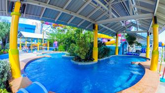 Crong's Cozy Pool | Pororo AquaPark Bangkok